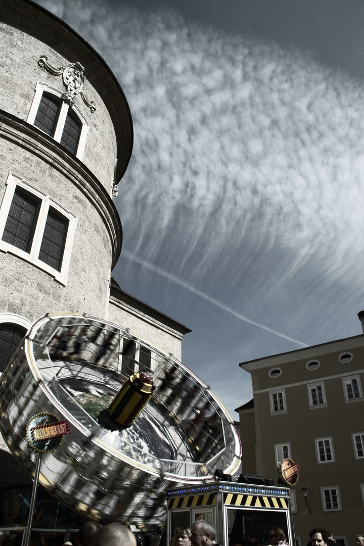 Kirtag zu Ruperti / Domplatz / Salzburg