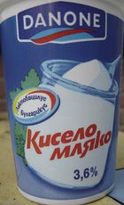 Kiselo mljako