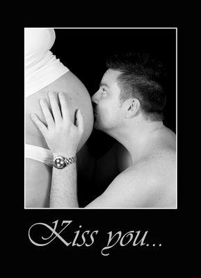 Kiss for Elias