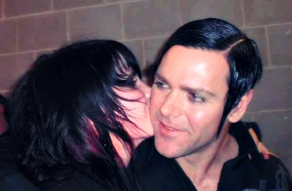 kiss for richard kruspe (rammstein)