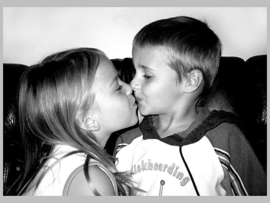 Kiss me Baby!
