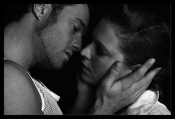 ~...kiss me...~