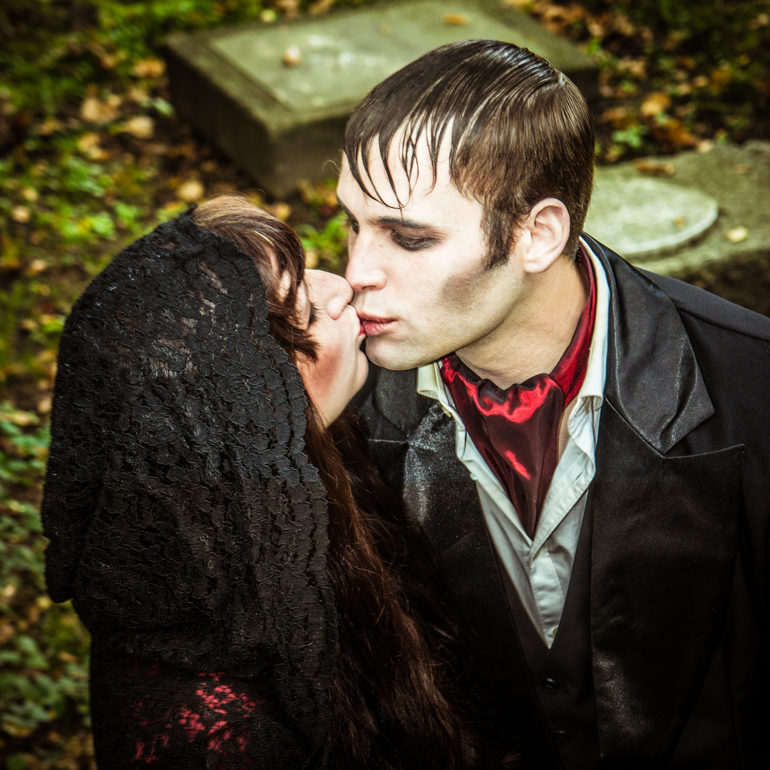 Kiss on Helloween