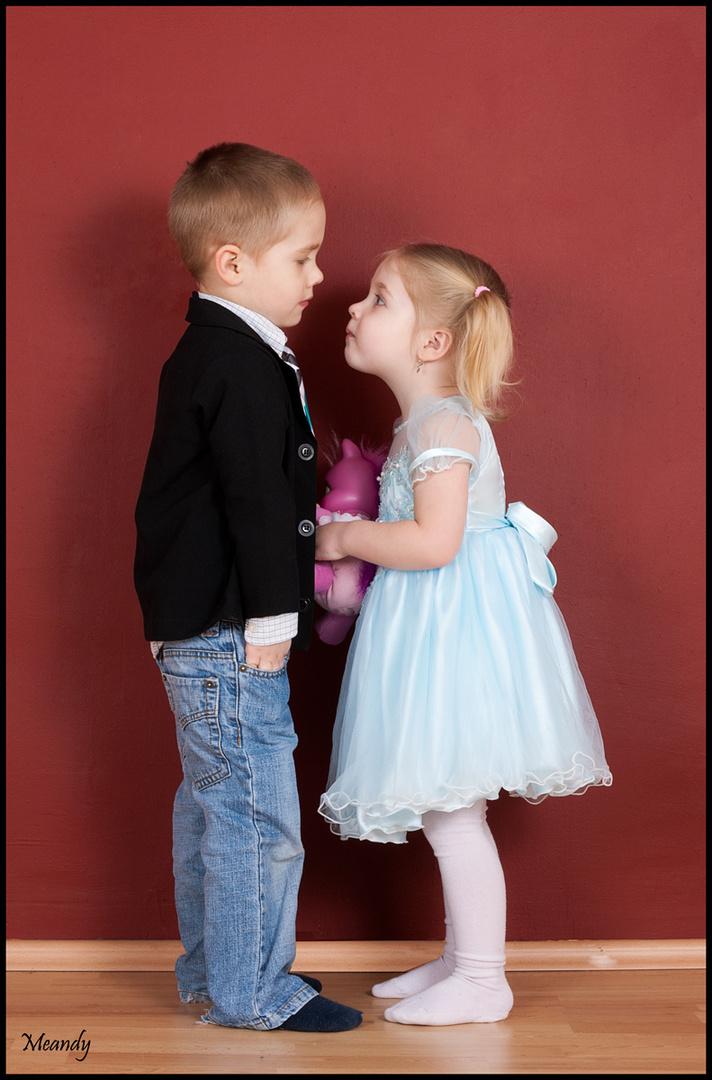 ** Kisses **