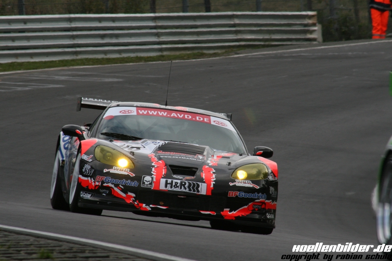 Kissling Motorsport - Corvette Competition R