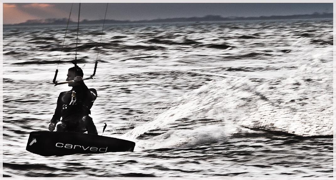 Kite am Kap
