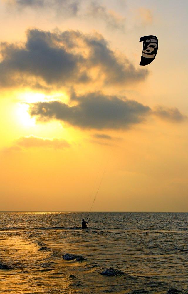 Kite at Al Sawadi