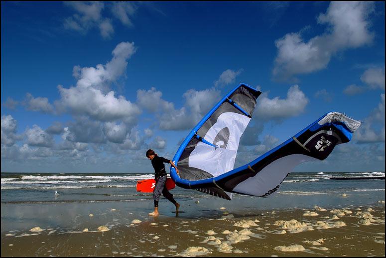 kite-festival Scheveningen
