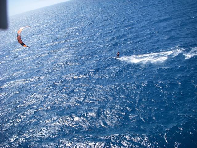 kite in sicilia