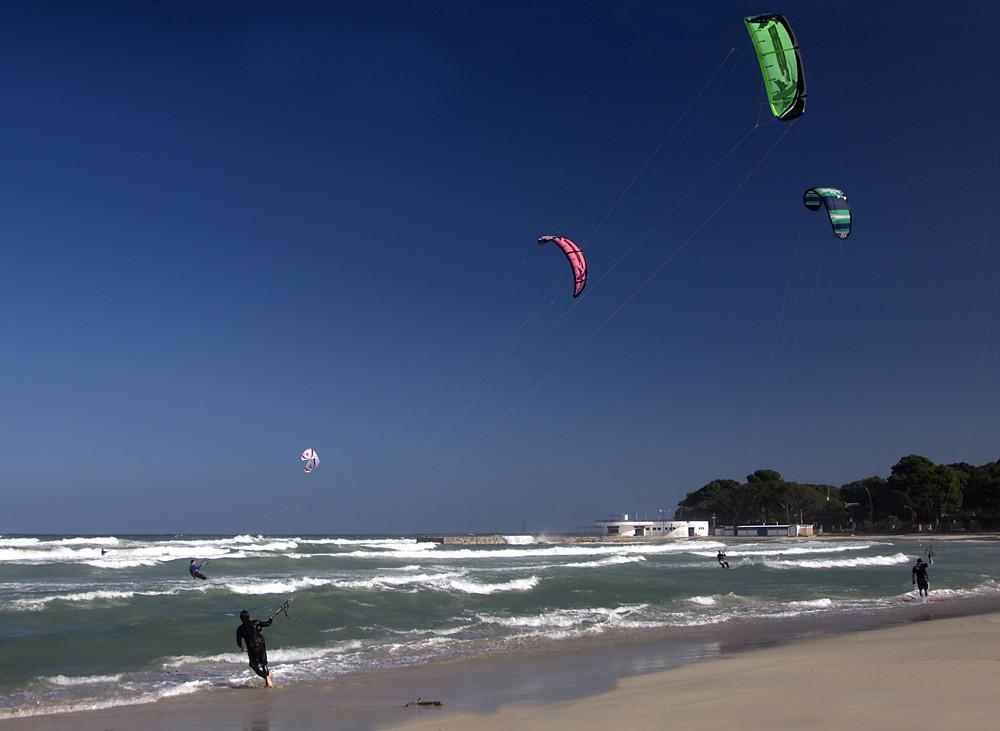 Kite Surf a Mondello3