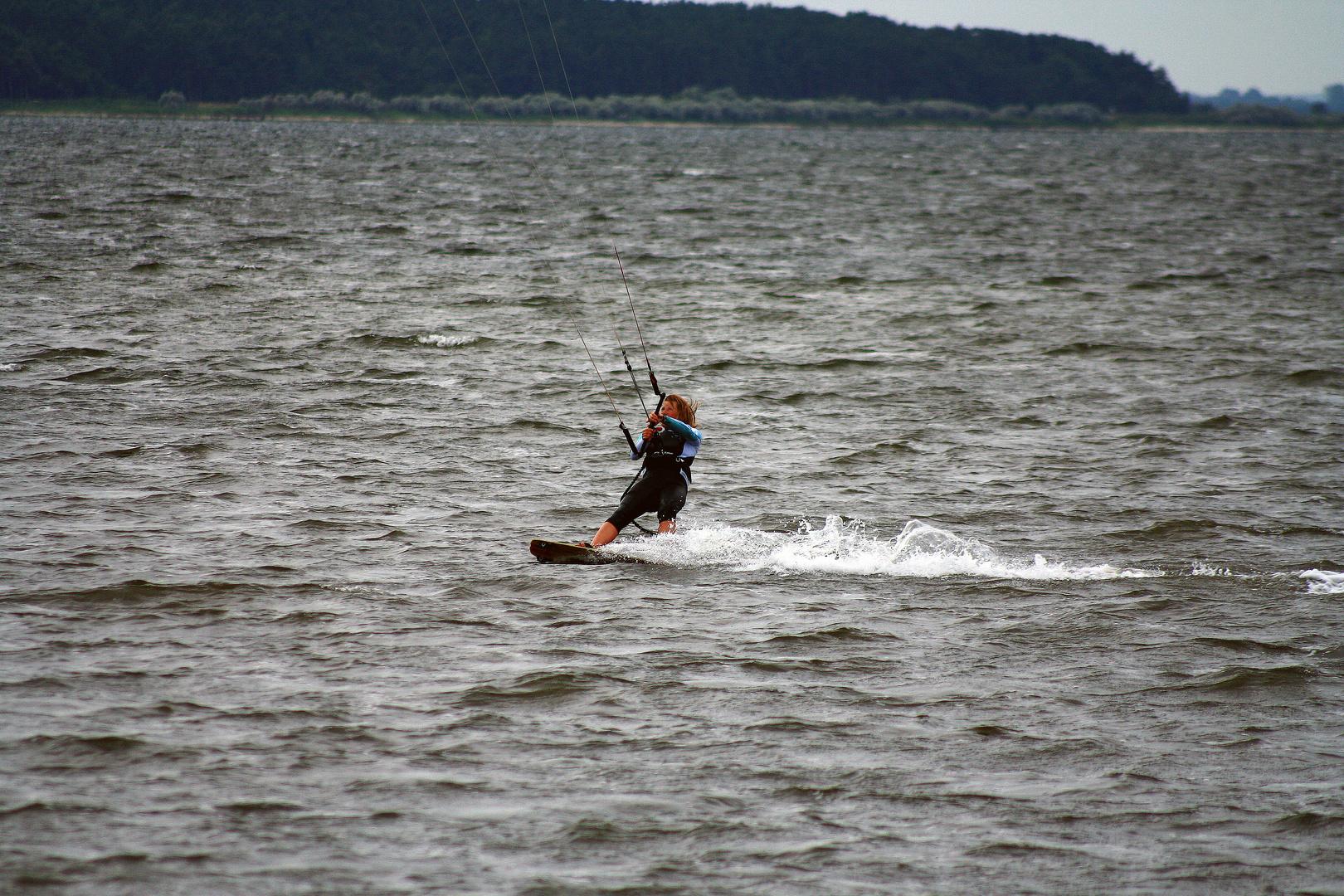 Kite-Surfen