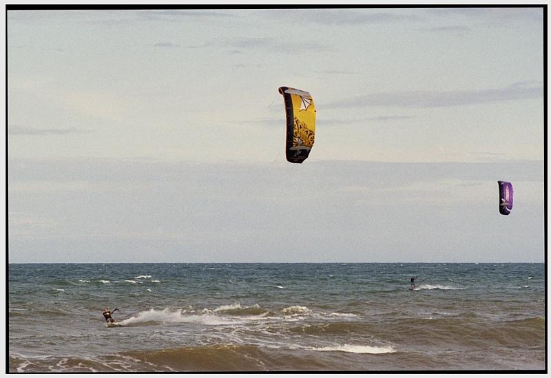 kite-Surfen in Brasilien
