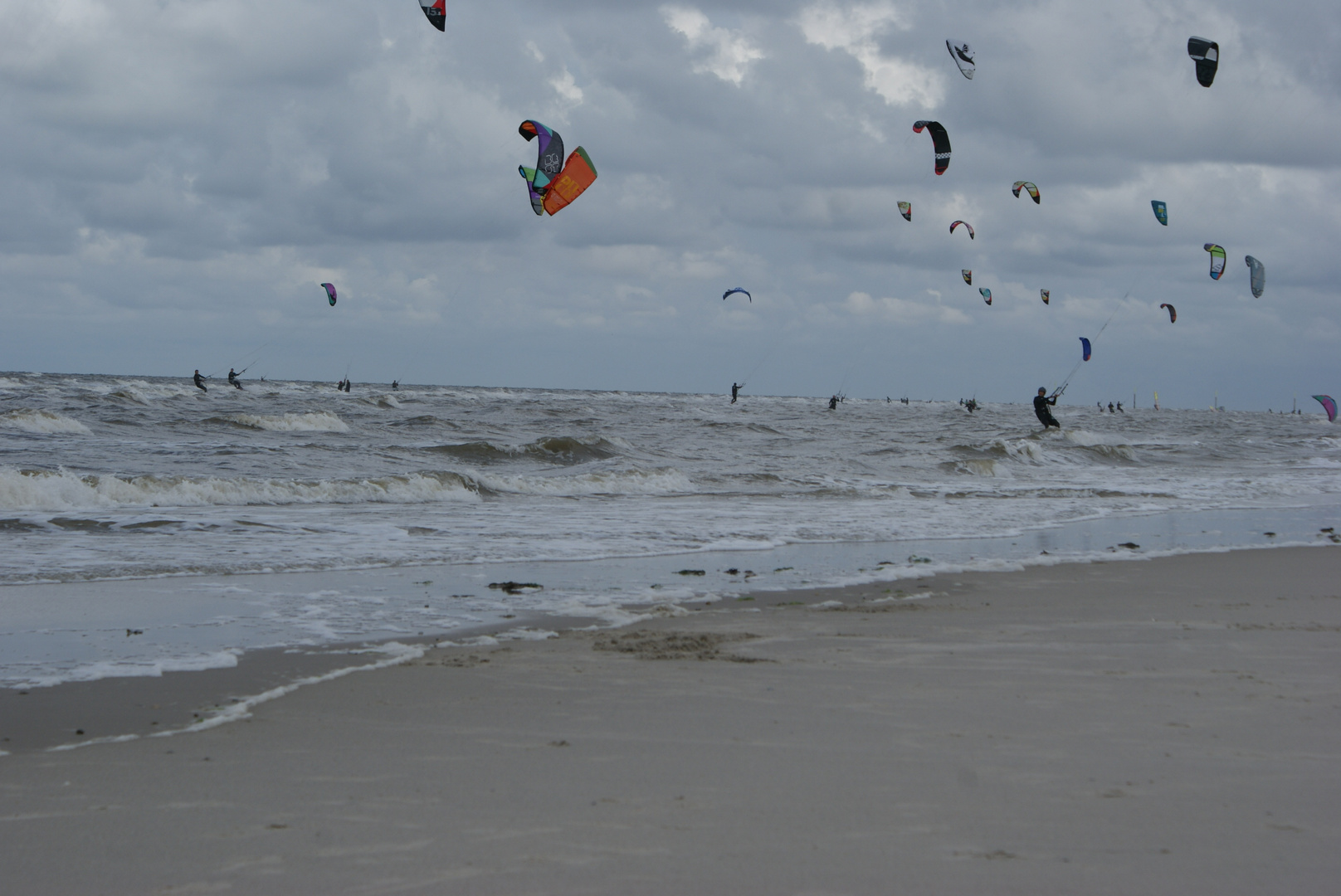 Kite-Surfer 3