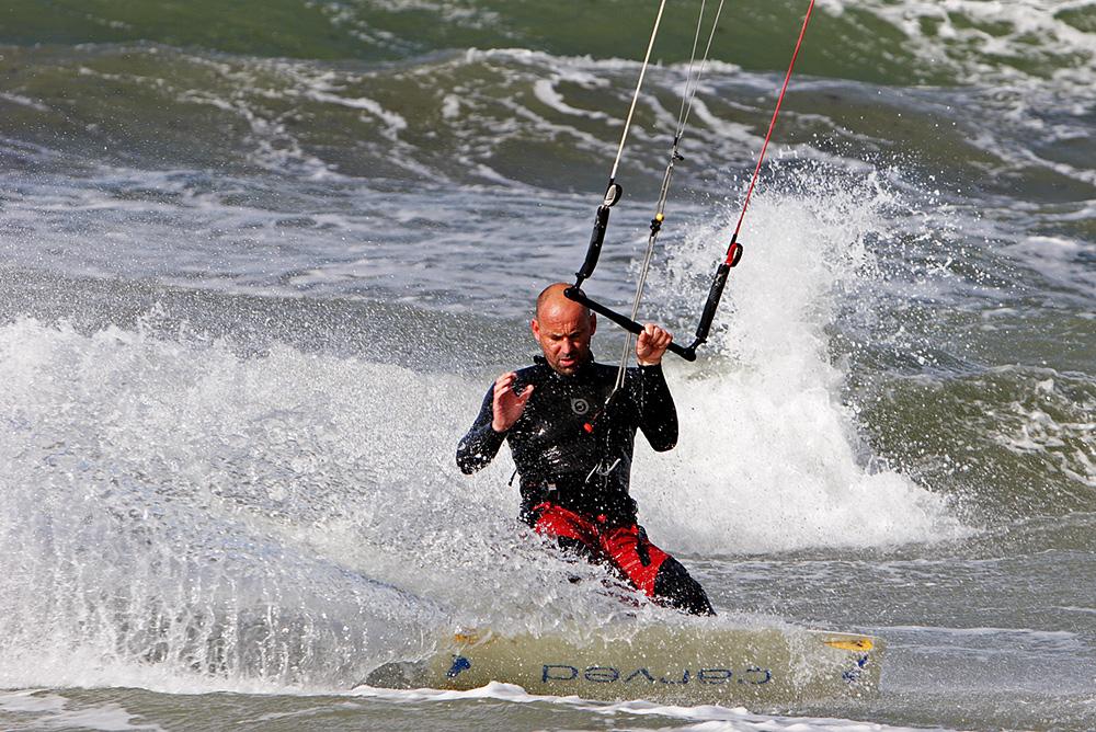 Kite-Surfing 1