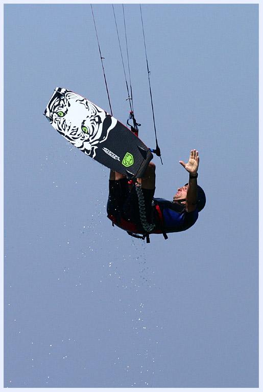 Kite-Surfing - Part II