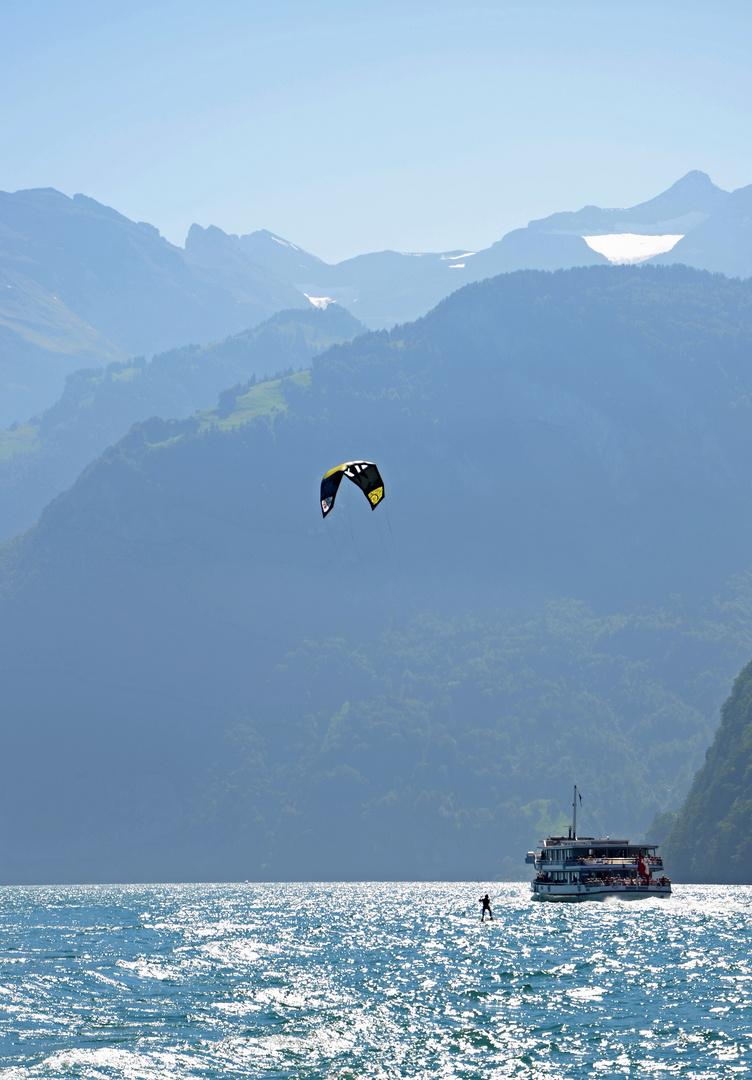 Kite Vierwaldstättersee 2