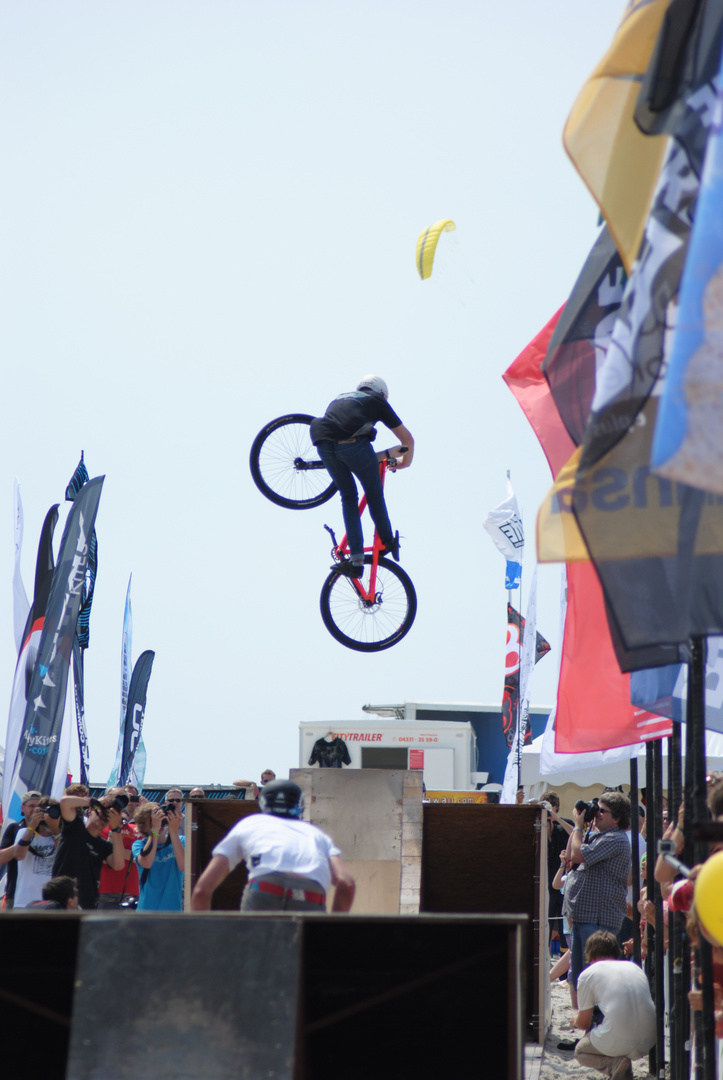 Kite World Cup 2012 St.Peter Ording SPO