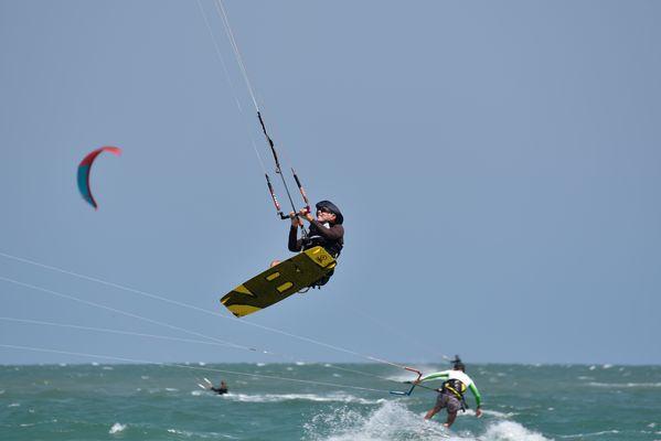 Kitesurfen