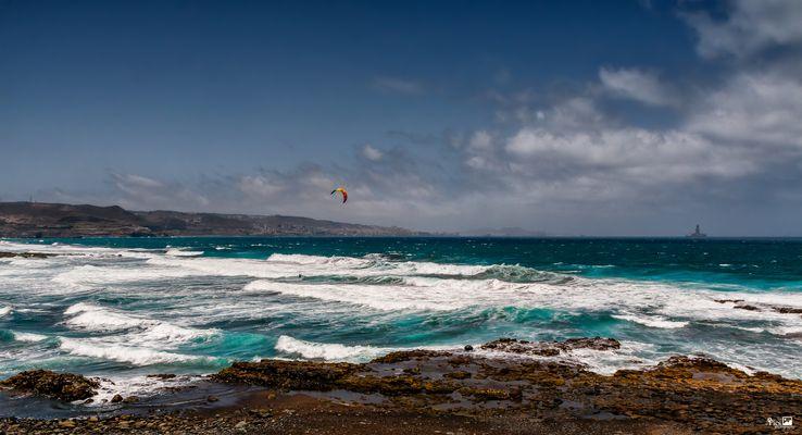 Kitesurfing - Kanaren766