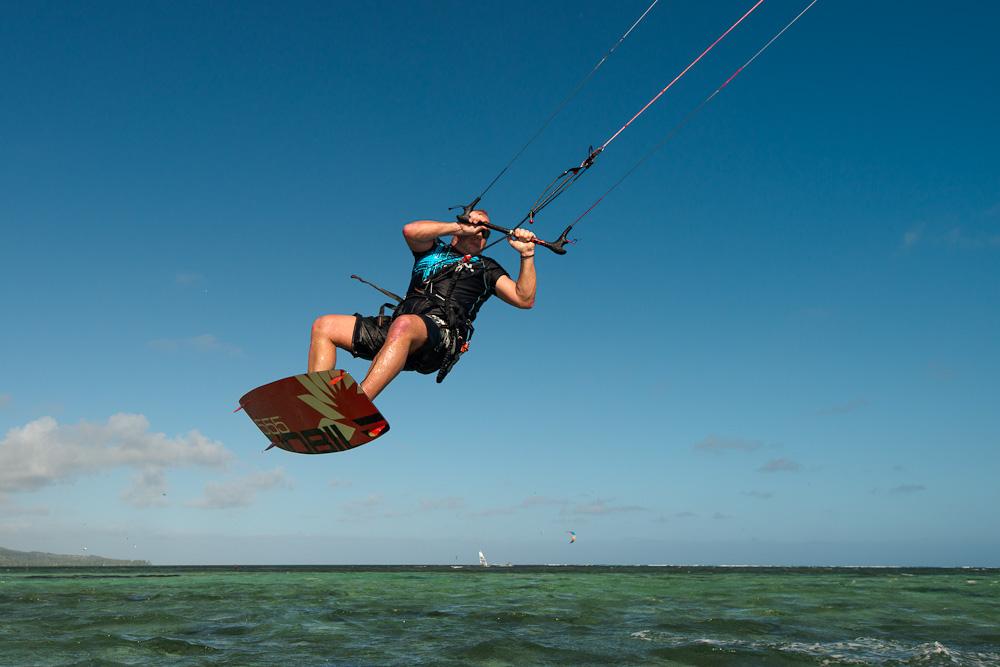 Kitesurfing - Part IV