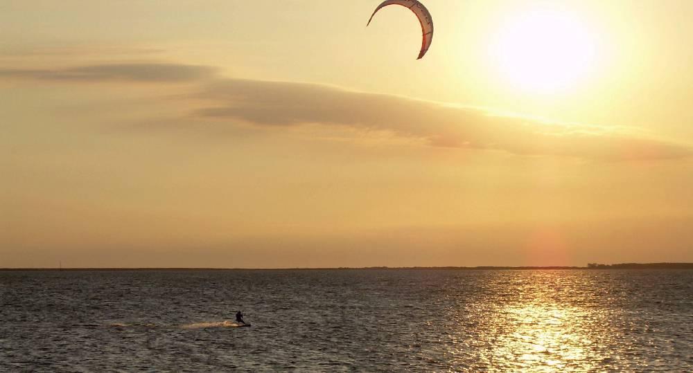 Kitesurfing - Ummanz - Ruegen