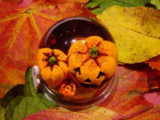 kitschiges Halloween