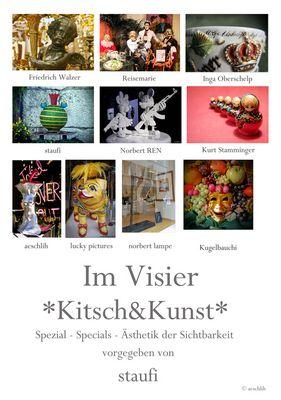 *Kitsch&Kunst* Collage von aeschlih