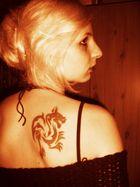 KittyCha -funaufnahmen -tatoo1