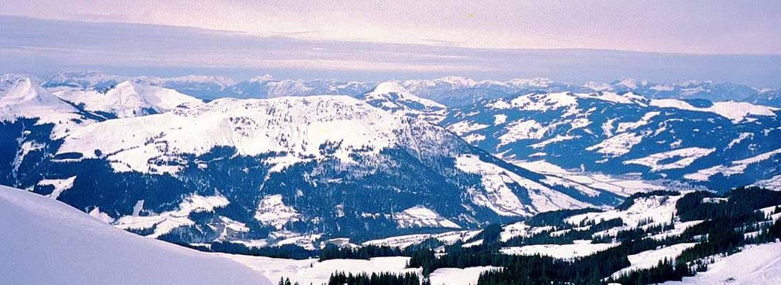 Kitzbühel-Panorama