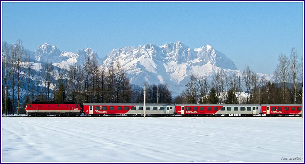 Kitzbühler Wintertraum II