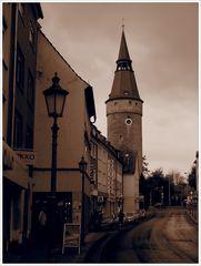 Kitzingen - Der Falterturm