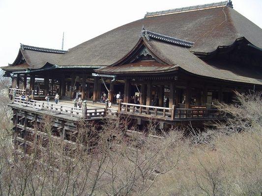 Kiyomizudera Tempel Kyoto
