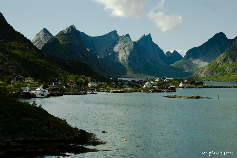Kjerkfjord - Lofoten