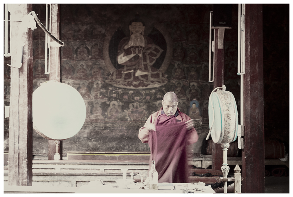 KKM - Ende der Puja