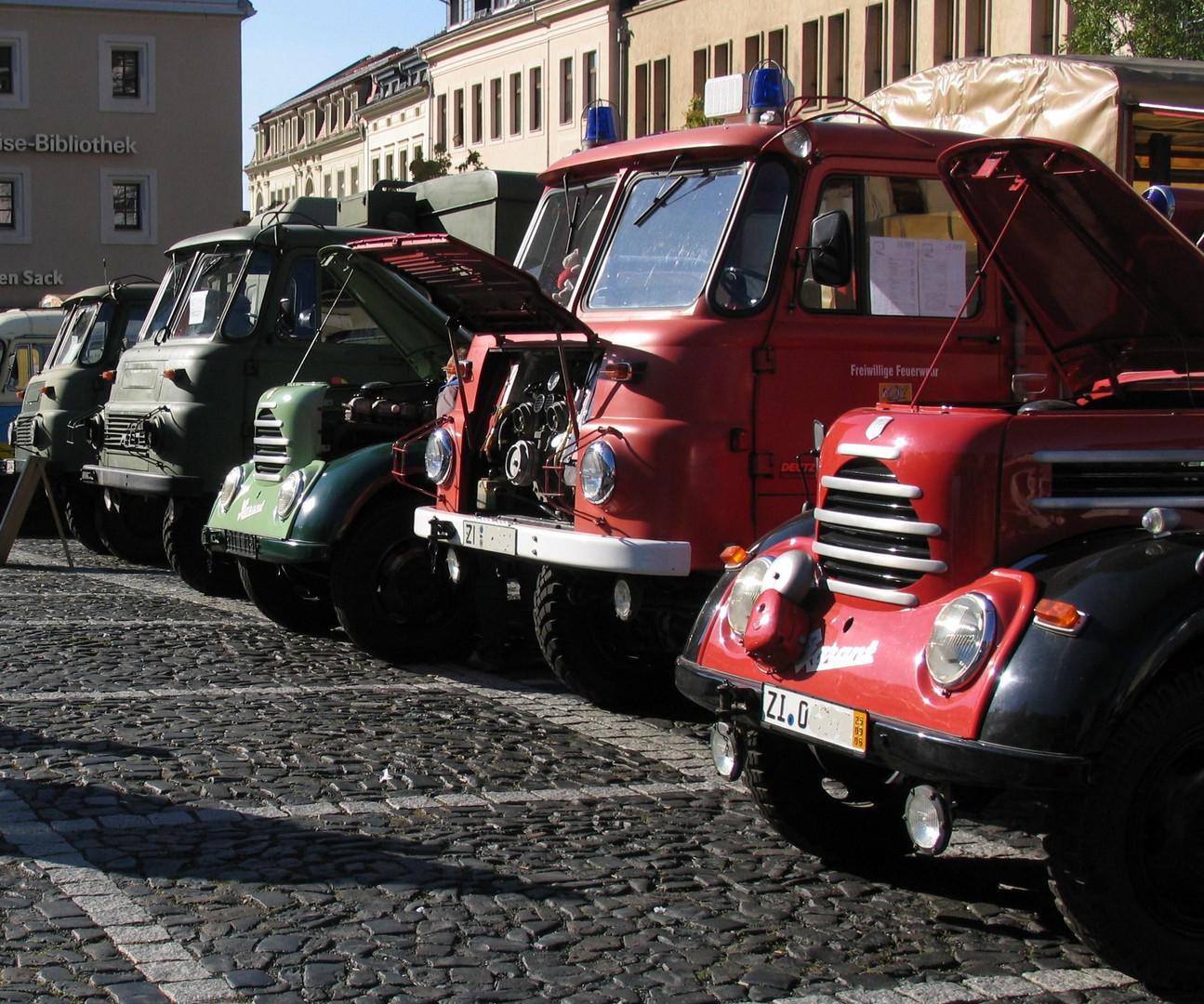 KKM - Historische Zittauer Fahrzeugtechnik