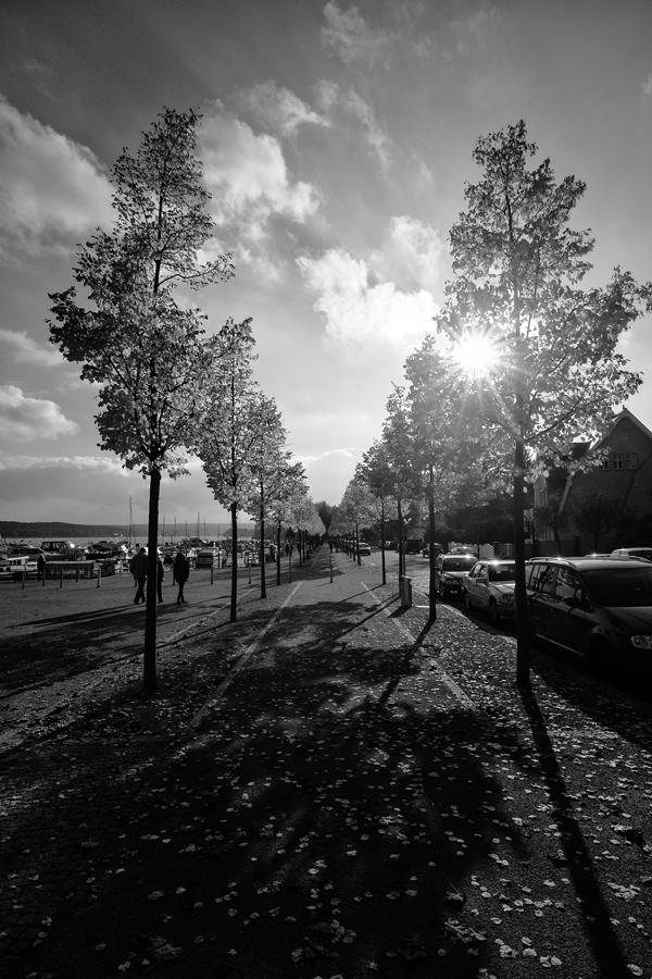 Kladower Hafenpromenade