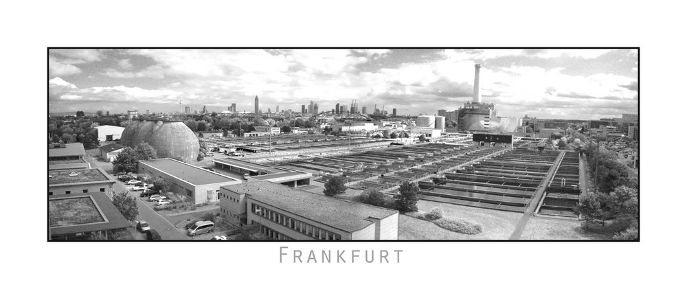 Kläranlage Frankfurt