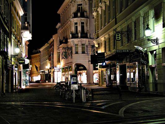 Klagenfurt bei Nacht 04