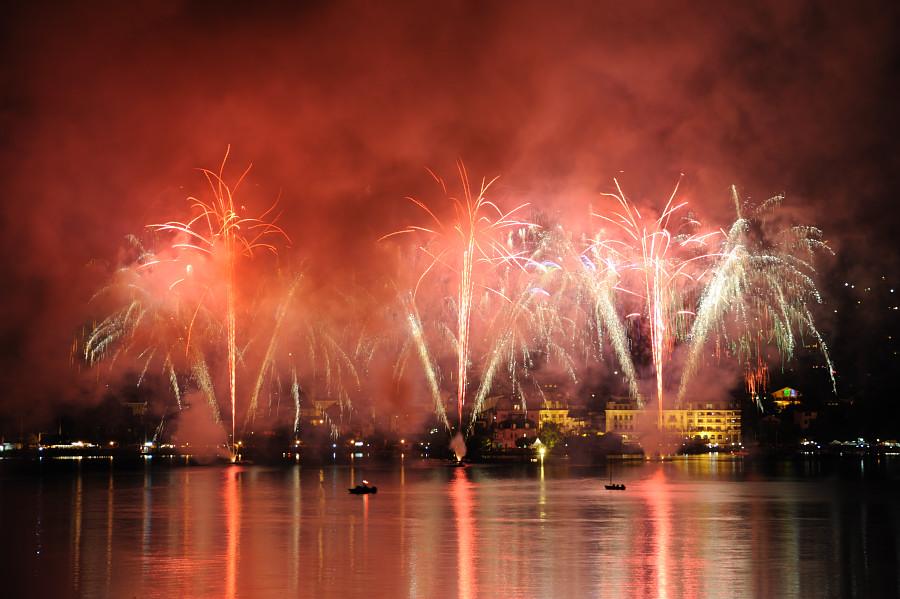 Klangfeuerwerk beim 2. Zeller Seefest am 7.8.2010 (2)