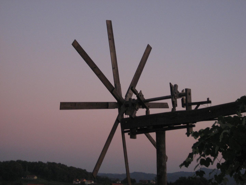 Klapotetz, Südsteiermark