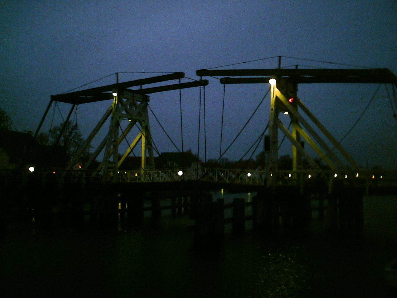 Klappbrücke Wieck (Greifswald)