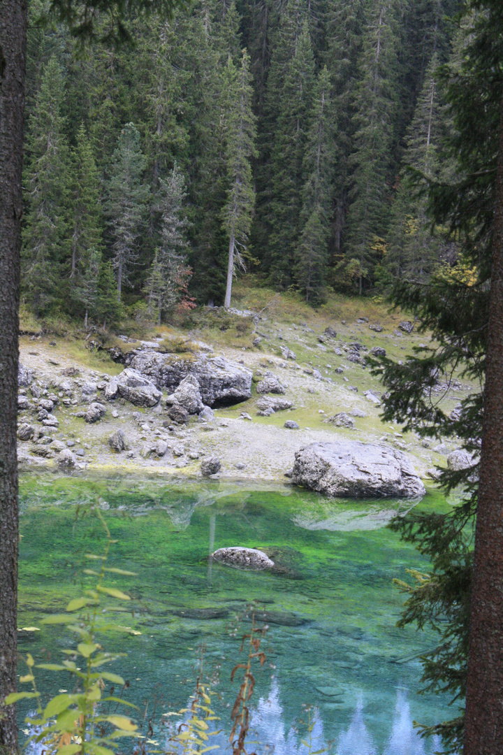 Klarersee Südtirol