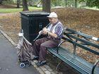 Klarinettenmusik im Central Park