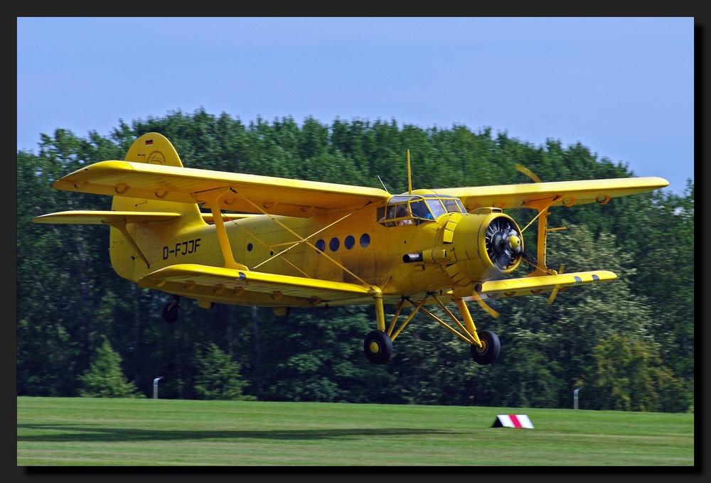 "Klasse Flieger "" Antonov"""