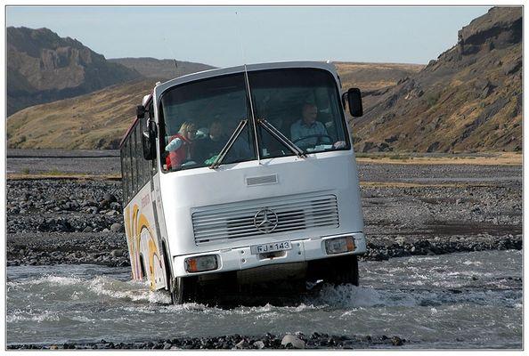 Klassenfahrt auf isländisch