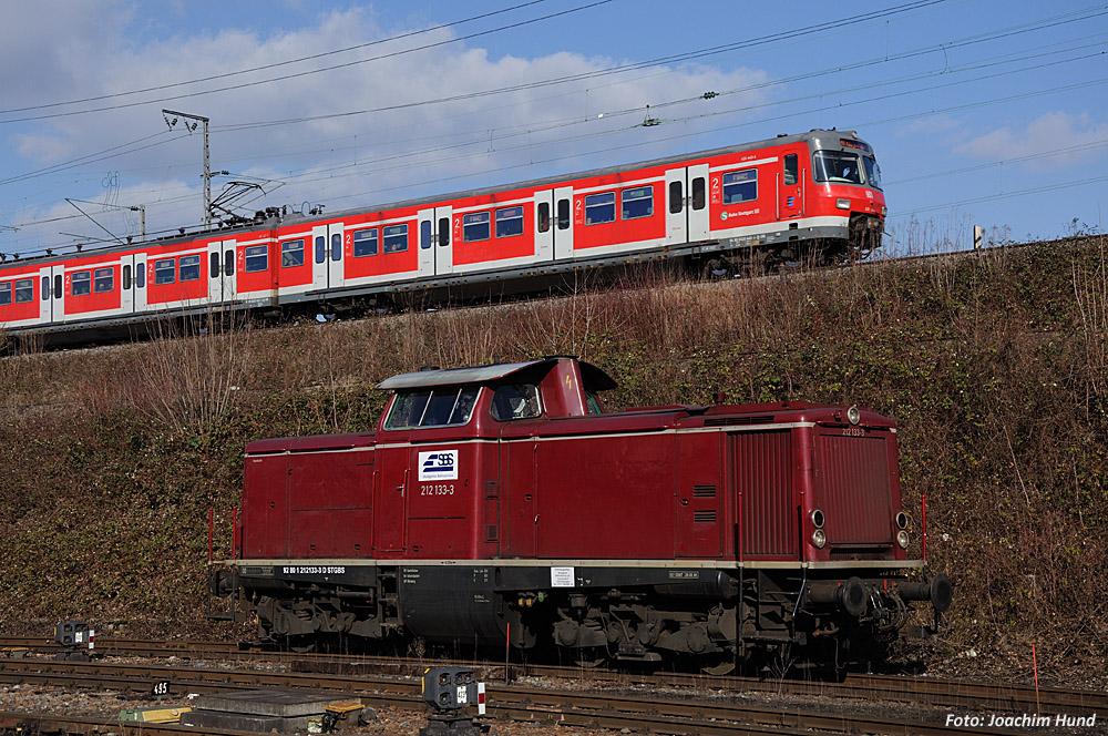Klassiker der Bundesbahnzeit