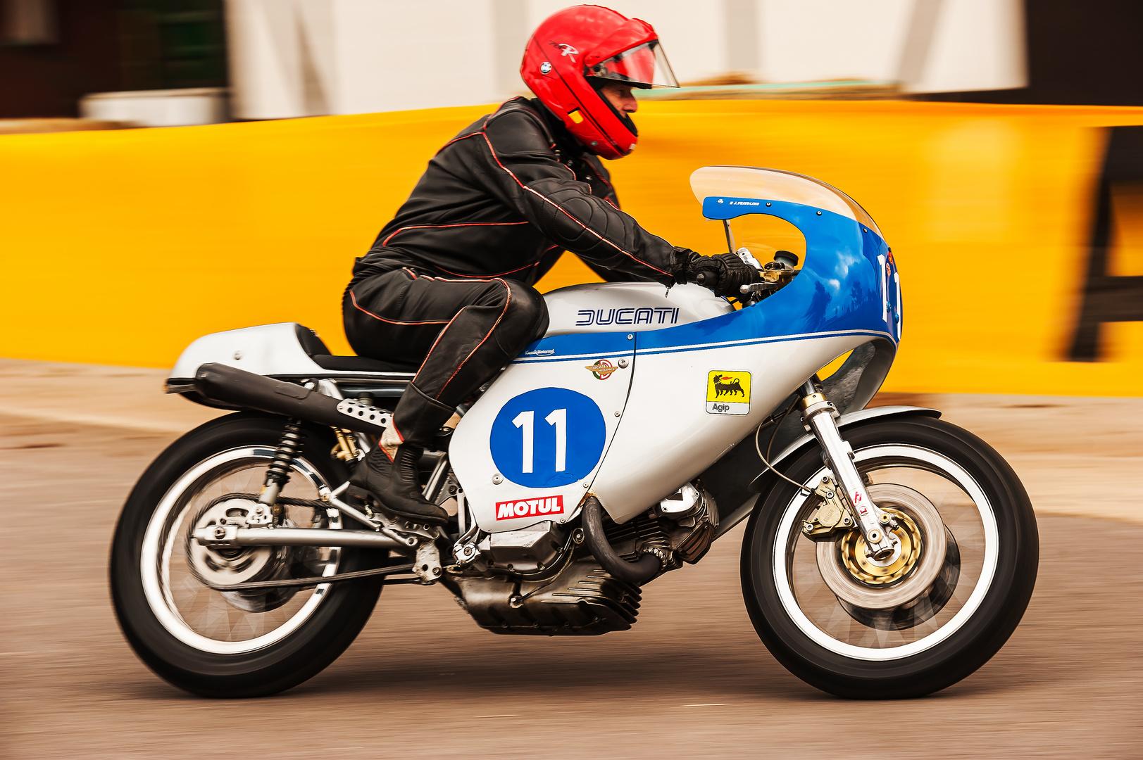 Klassiker von Ducati