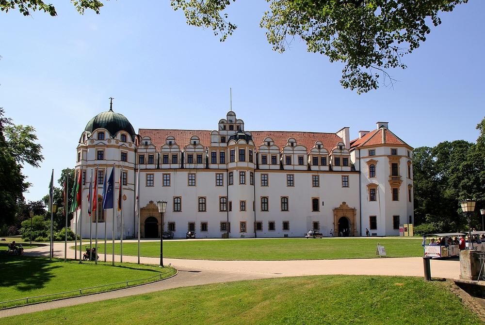 Klassische Ansicht - Schloss ...