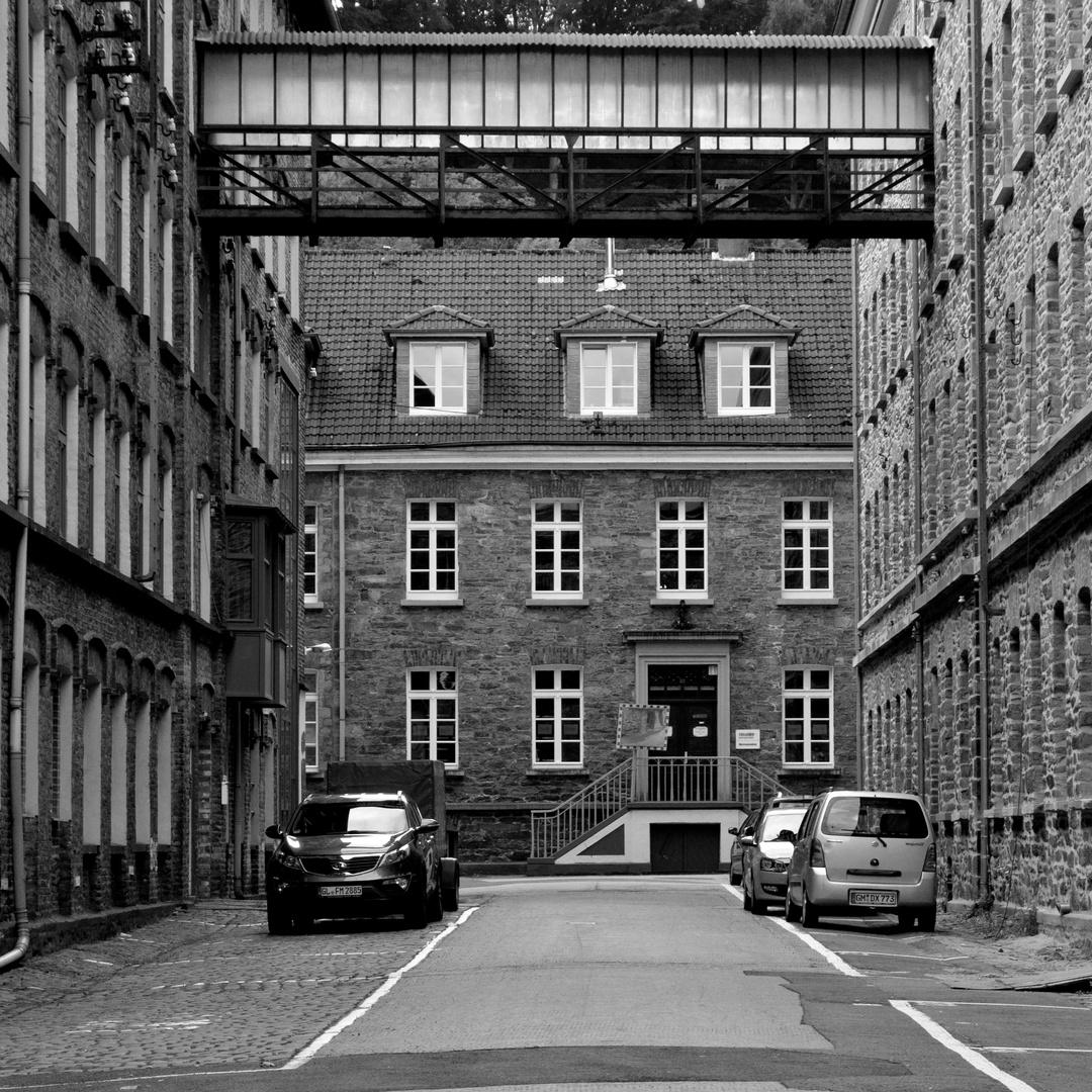 Klassische Industriearchitektur