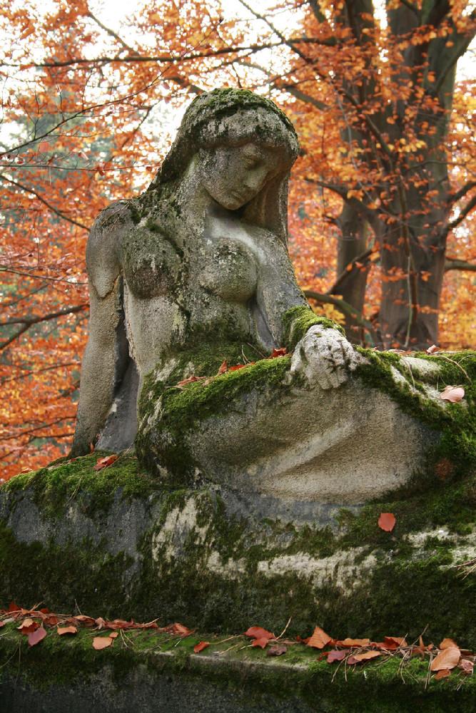 Klassischer Friedhof Weimar